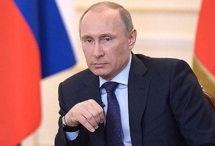 Путин ответил на призыв заключения мирного договора с Японией