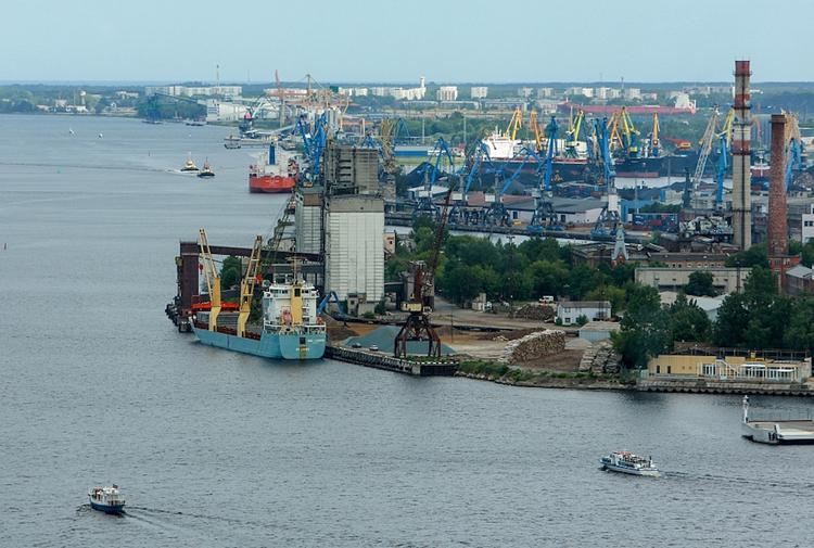 В Рижском порту новый председатель правления