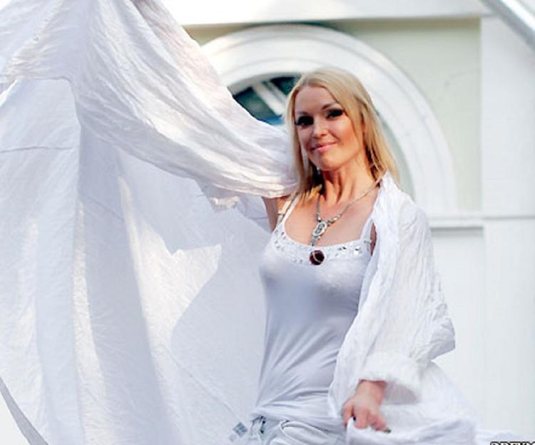 Анастасия Волочкова перешла на пельмени после диеты