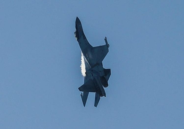 СМИ: Два истребителя-бомбардировщика Су-34 столкнулись в небе над Липецком во время тренировки
