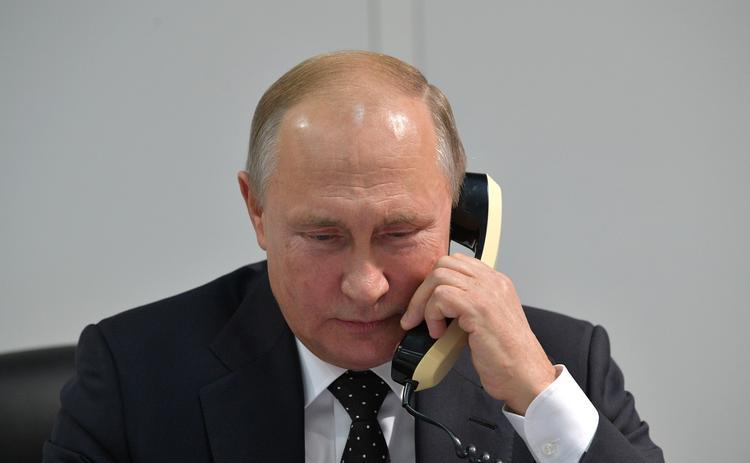 Путин позвонил Памфиловой из-за совершенного на нее нападения
