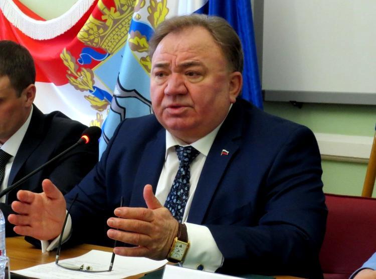 Депутаты Народного собрания Ингушетии избрали главой  республики  Махмуда-Али Калиматова