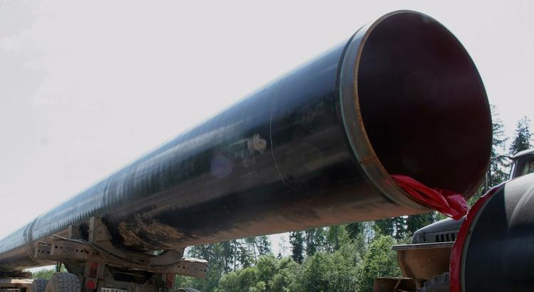 """Газопровод """"Северный поток - 2"""" построен на 81%"""