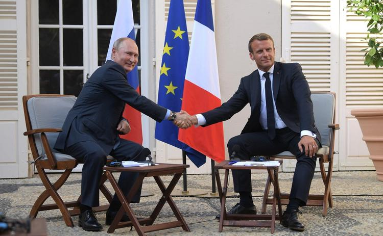 Какой новый проект мироустройства предлагает Франция