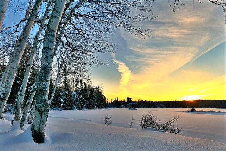 Синоптики составили прогноз погоды на ближайшую зиму