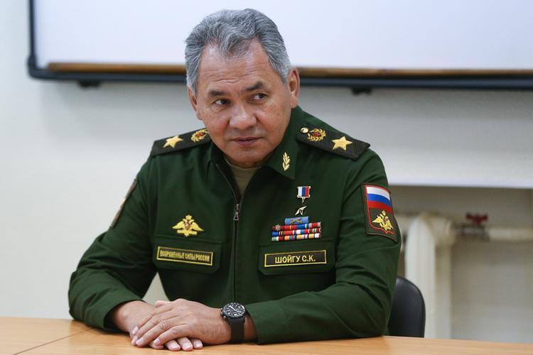 Шойгу исключил возможность военного конфликта России и Украины