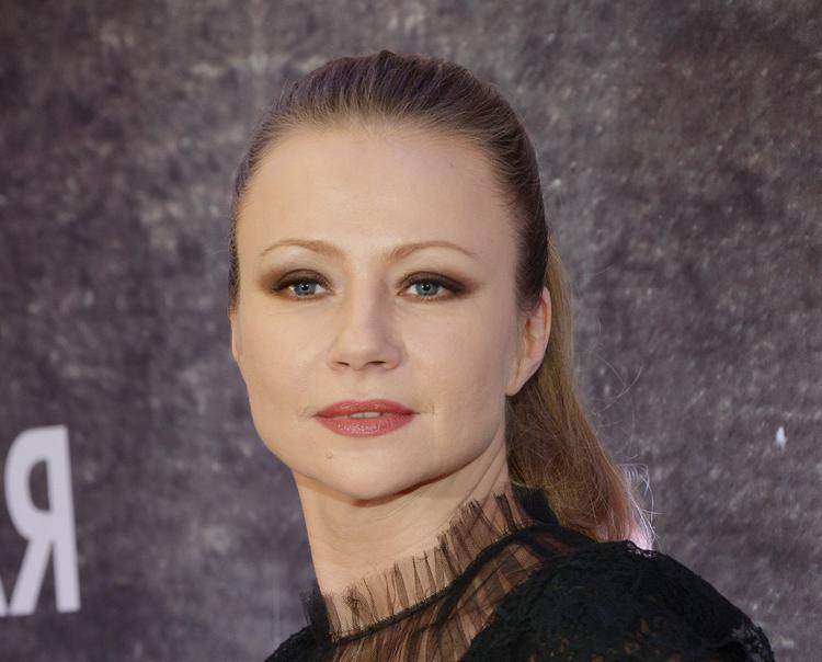 Мария Миронова во второй раз стала мамой