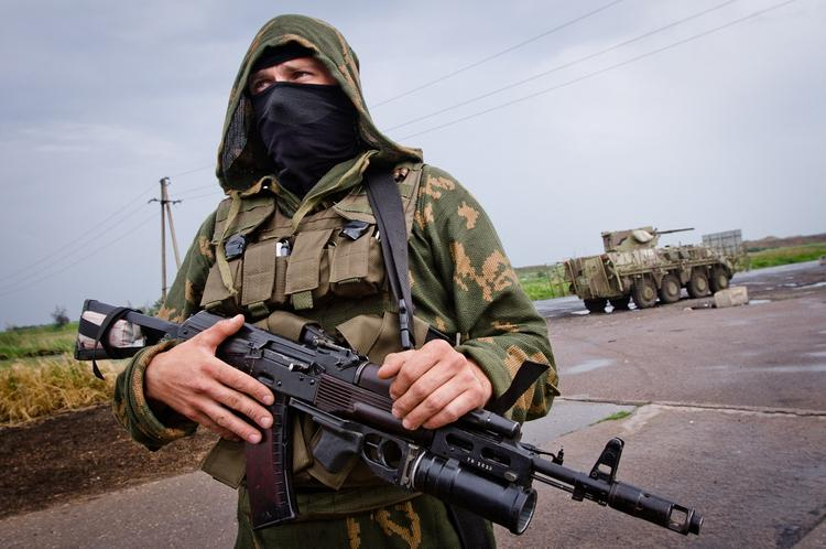 В «Грузинском легионе» рассказали о воюющих против ЛДНР иностранных наемниках