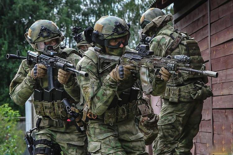 Норвегия ловит чертей ирусский спецназ