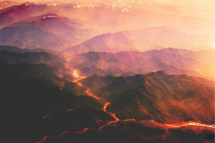 Камчатка: На севере полуострова извергается вулкан Шивелуч