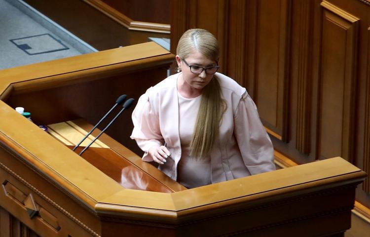 Сценарий превращения Украины в «колонию России» обнародовала Юлия Тимошенко