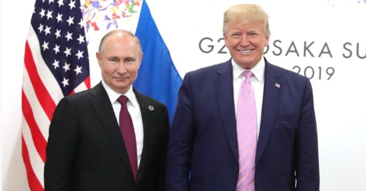 Владимир Путин рассказал о своих отношениях с Дональдом Трампом