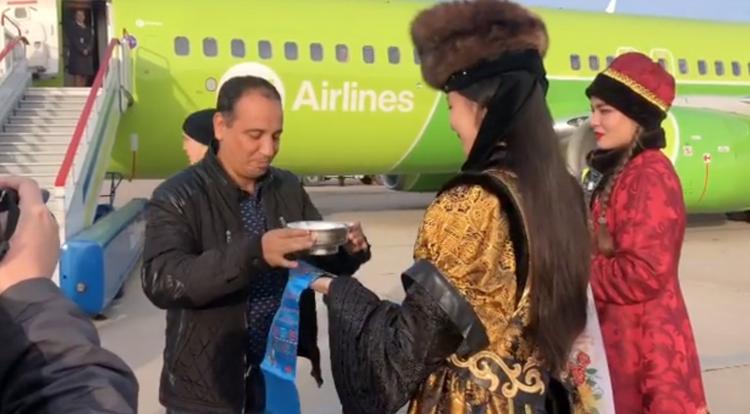 В Улан-Удэ прилетел представитель AIBA и заместитель министра спорта России