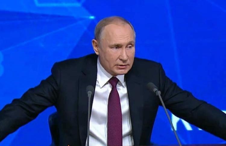 """""""Скоро они грохнутся"""": Путин объяснил необходимость ухода России от доллара"""