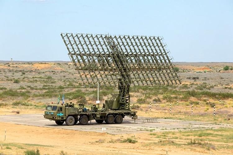 Генерал рассказал об испытаниях системы ПВО С-500 «Прометей» в Сирии