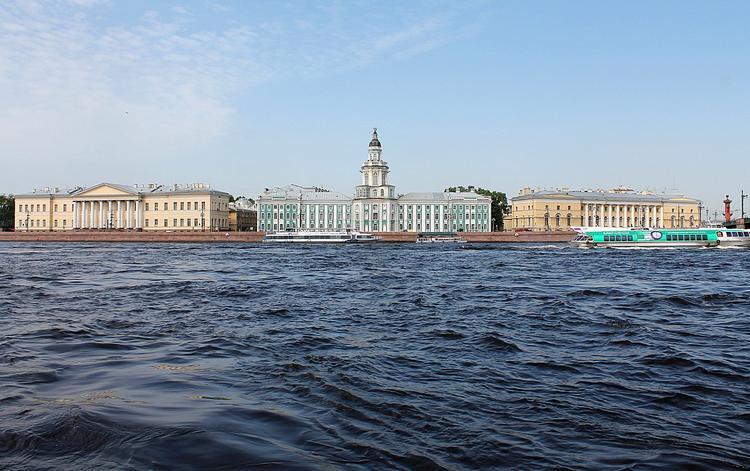 Петербург не затопит из-за глобального потепления, считает учёный