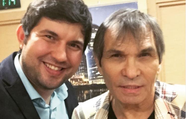 Алибасов-младший узнал, кто его настоящий отец