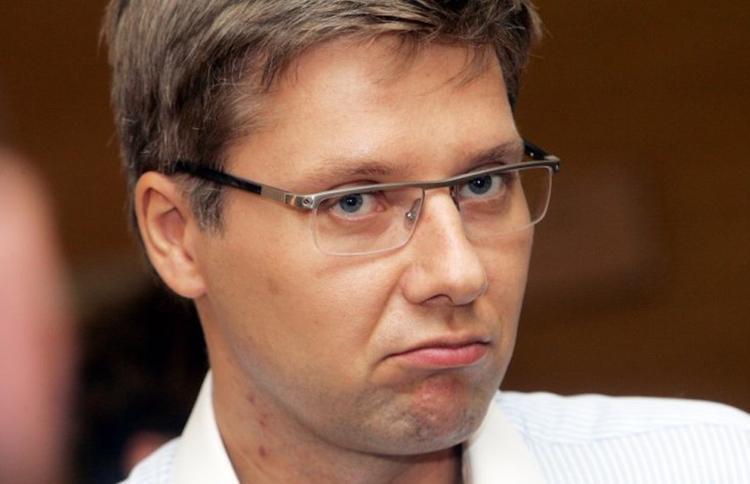 Экс-мэра Риги «попросили вон» из правления «Центра согласия»