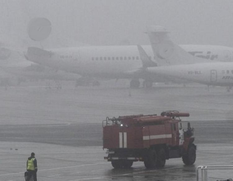 Sukhoi Superjet выкатился за пределы ВПП на Чукотке