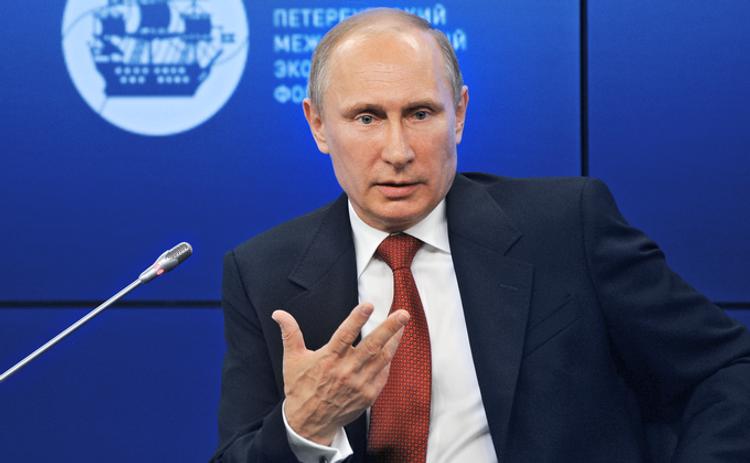 Путин освободил от должностей несколько генералов  в МВД, СКР, МЧС и ФСИН