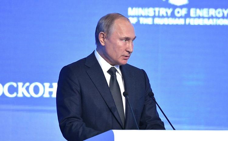 Путин заявил о готовности России  подписать договор о транзите газа с Украиной при определенных условиях