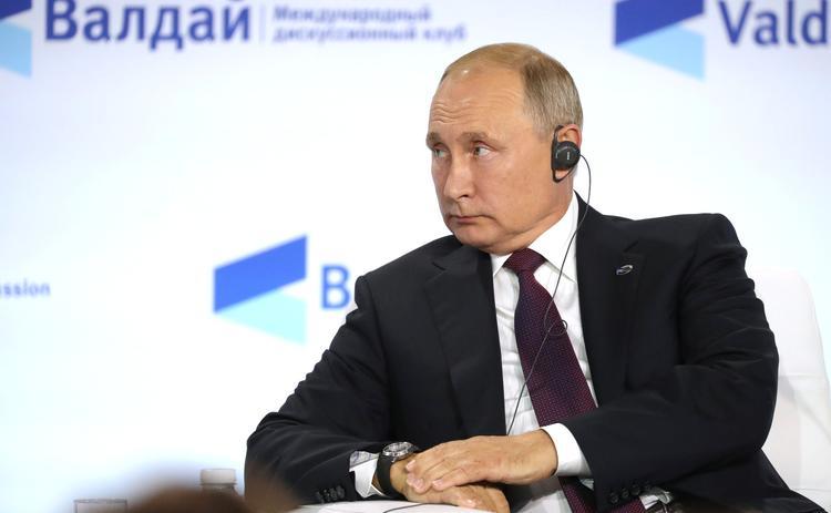 Путин: Россия  будет вынуждена зеркально ответить, если США разместят свои ракеты в Азии
