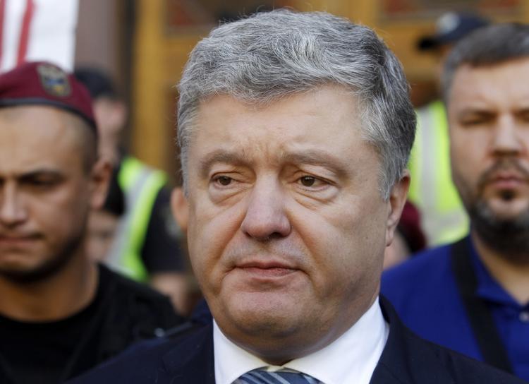 Порошенко нанял для защиты в ряде дел российского адвоката