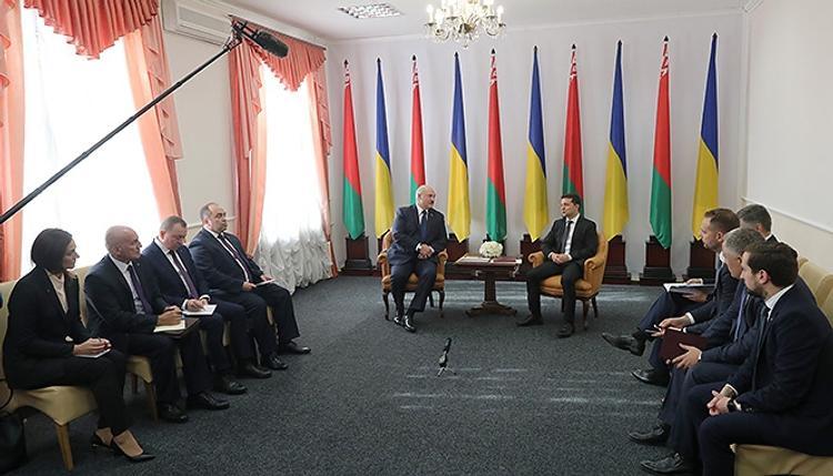 Беларусь заинтересована развивать ракетостроение с Украиной, заявил Лукашенко на встрече с Зеленским