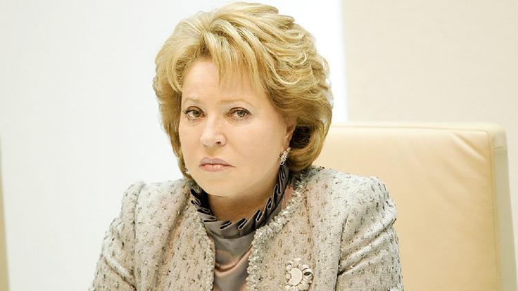 Матвиенко предложила ввести налог для самозанятых во всех регионах России
