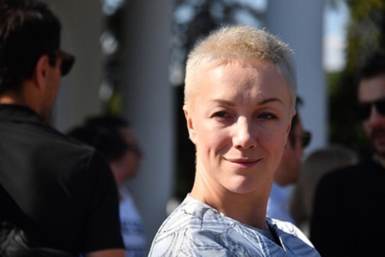 Дочь Дарьи Мороз становится больше и больше похожа на маму актрисы