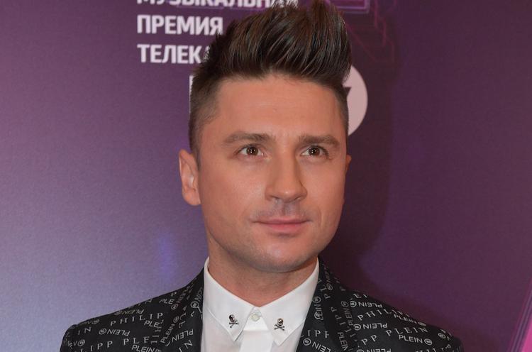 Сергей Лазарев поблагодарил поклонников за поздравления с рождением дочери