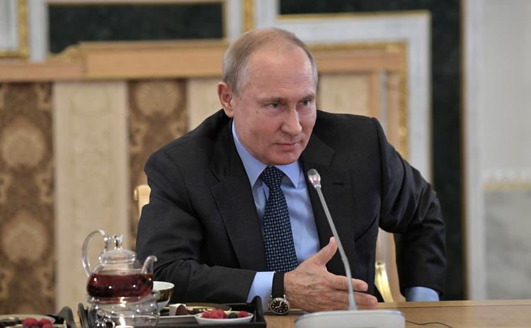 Путин заявил о невозможности сдерживать Китай
