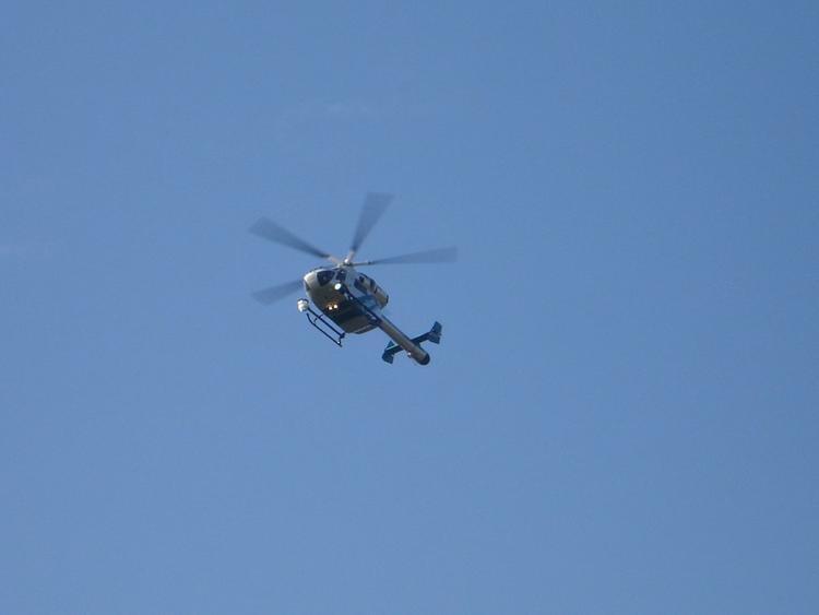 За ребенком, пострадавшим в ДТП на севере Москвы, направили вертолет