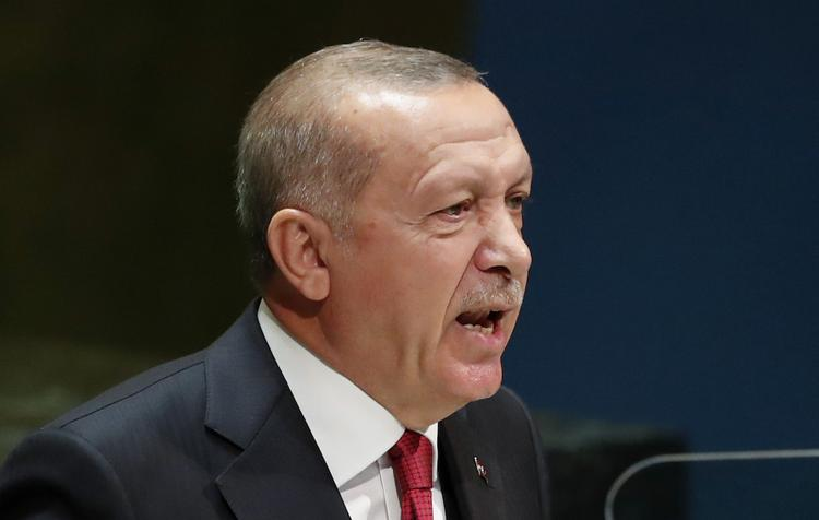 Эрдоган: операция Турции в Сирии может начаться в ближайшие дни