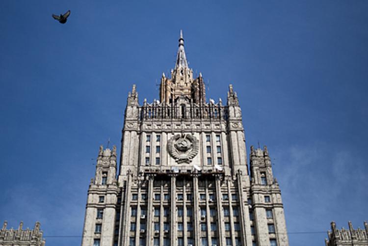 МИД РФ выразил протест в связи с задержанием в США и допросом депутата Госдумы