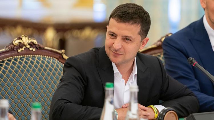 Владимир Зеленский строит планы, чем он займется через пять лет