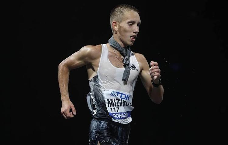 Южноуралец Василий Мизинов завоевал серебро по ходьбе на чемпионате мира