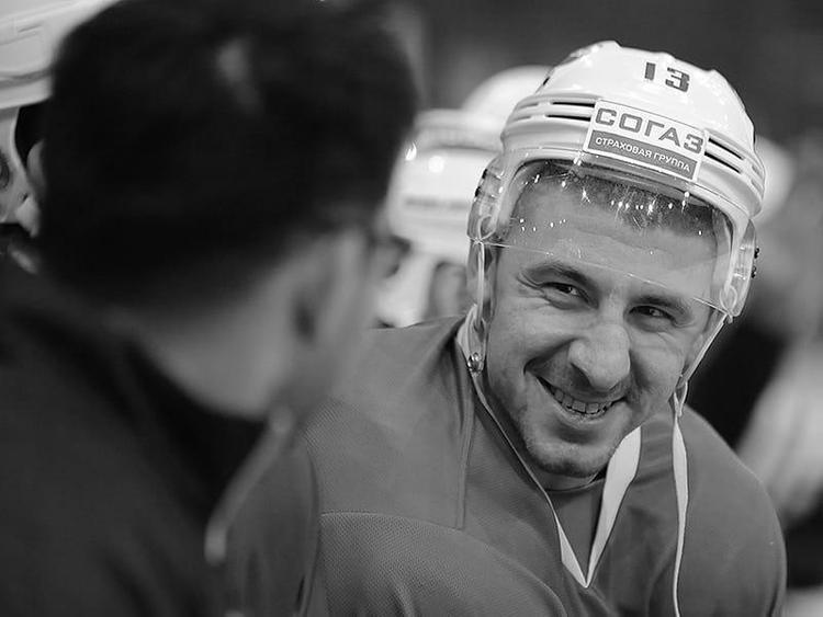 ФХР подтвердила смерть 29-летнего хоккеиста «Сибири» Самвела Мнацяна