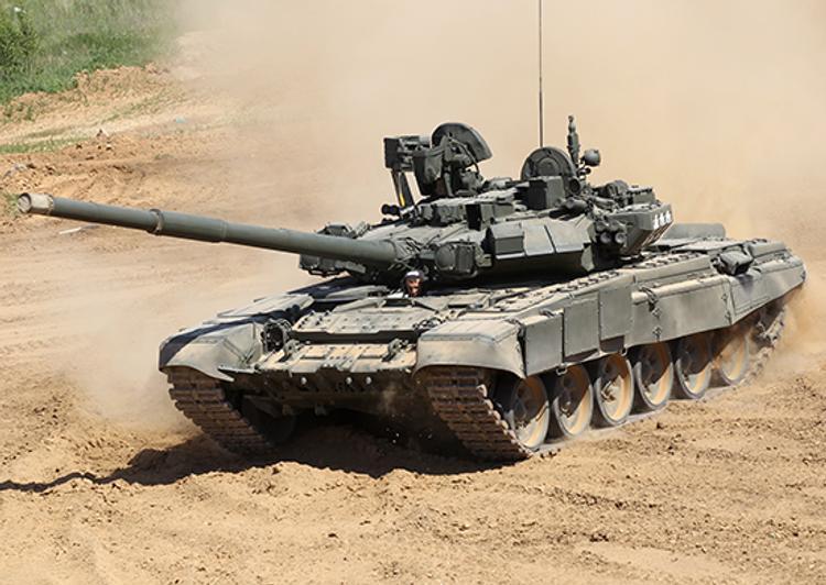 В США сравнили число танков у НАТО и России