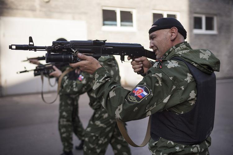 Военные ДНР уничтожили бойца «рыцарской» бригады украинской армии под Донецком