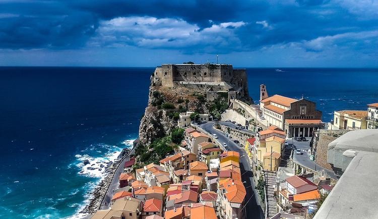Землетрясение произошло на юге Италии