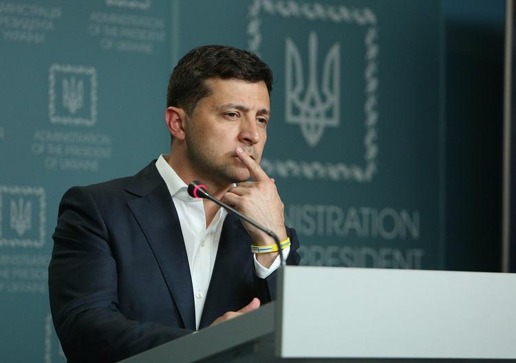 В США обнародовали возможное условие свержения президента Украины Зеленского