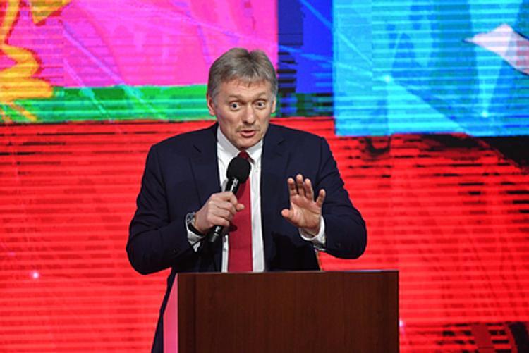Песков прокомментировал слова президента Беларуси Лукашенко о конфликте России и Украины в Донбассе
