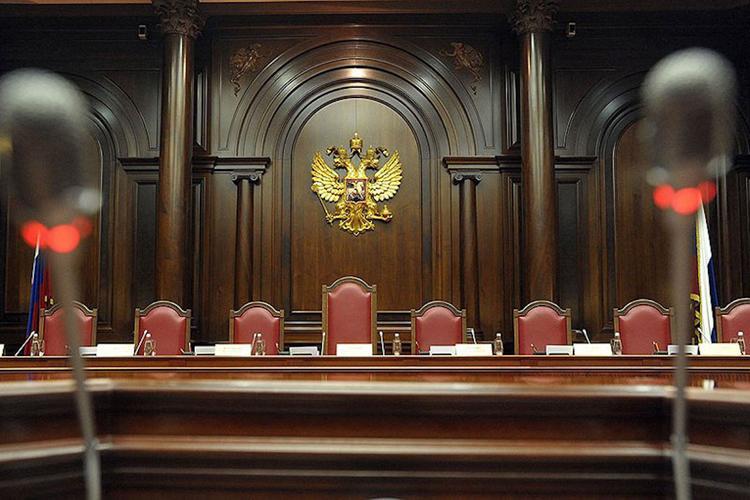 Верховный суд твёрд, как «Монолит»