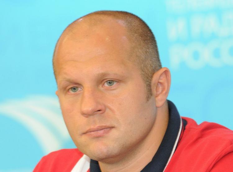 Федор Емельяненко намерен завершить карьеру через три боя