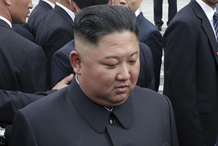 Ким Чен Ын впервые появился на публике после провальных переговоров с США