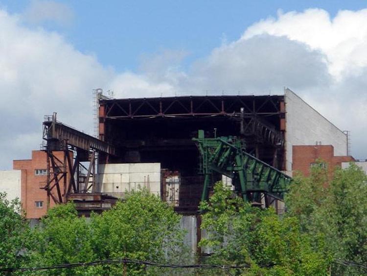 Здание недостроенной атомной станции выставили на продажу