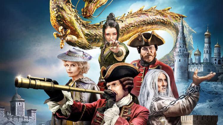 """Отечественный блокбастер """"Тайна печати дракона"""" пафосно провалился в китайском прокате. 50 миллионов долларов вылетели в трубу"""