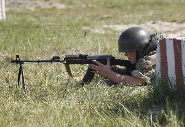 Раскрыты детали обернувшегося потерями боя «Азова» с ВСУ на подходе к передовой в Донбассе