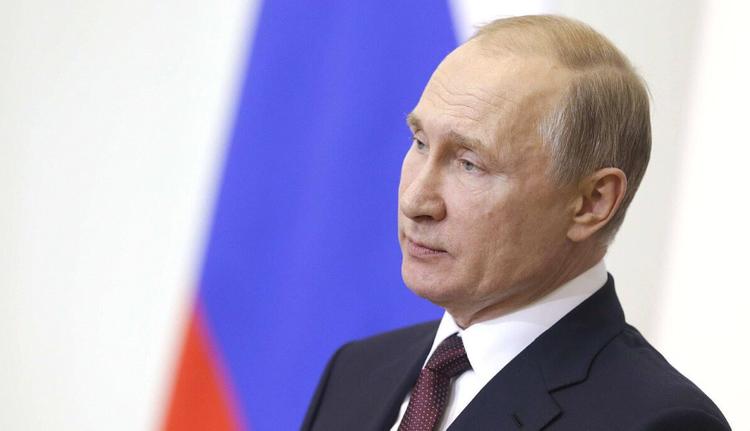 Путин рассказал, от кого зависит мир на Украине